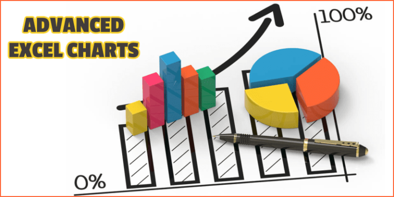Embedded system Training Institute in Indiranagar Bangalore|  Training Courses 10-Advanced-Excel-Charts-768x384 Advanced Excel